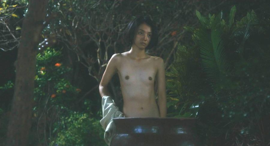 nake woman with jet li